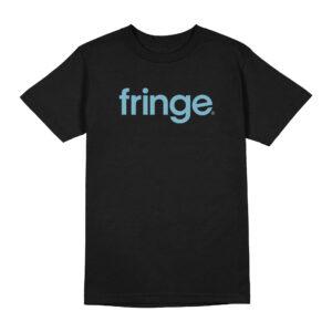 fringe logo t shirt